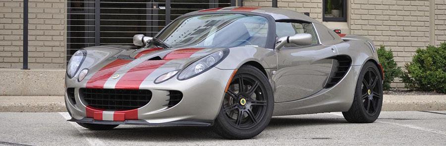 Lotus Elise S2 SC 60th Anniversary