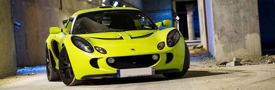 Lotus Exige S2
