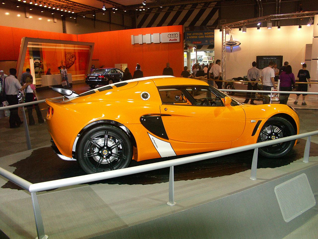 Lotus Exige Cup #002