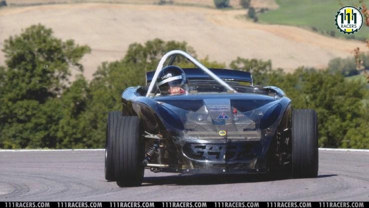 Lotus 340R Exposé