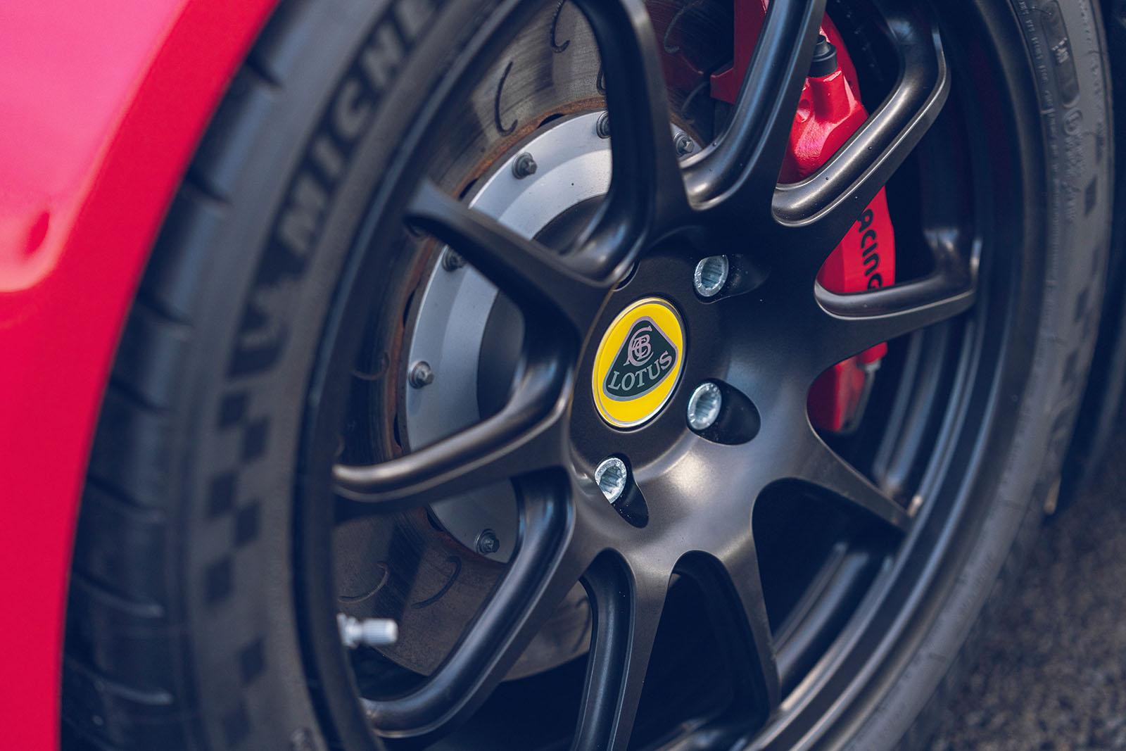 Lotus Exige Sport 410 Final Edition