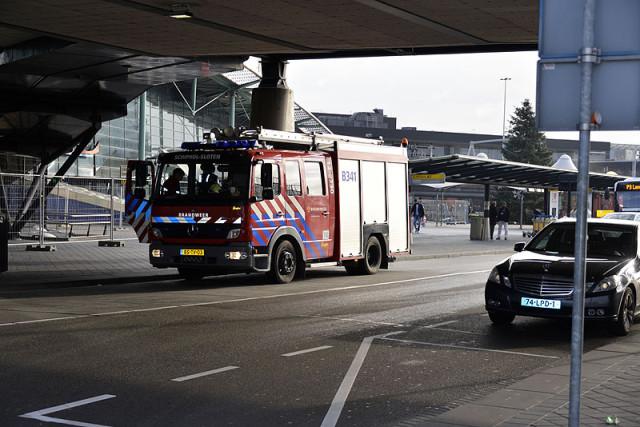 Schiphol: Rookontwikkeling in Schiphol Plaza