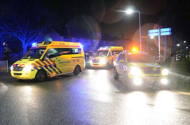 Abbenes: Man gewond bij mishandeling Abbenes