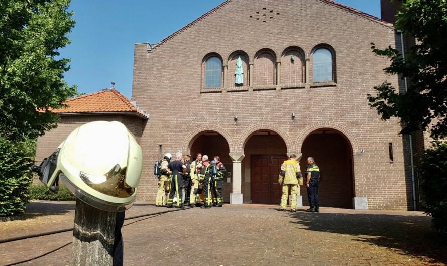 Brand in kappelletje in Albergen