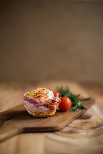 These Foods are Still Hurting Your Health bacon photo by Margo Brodowicz