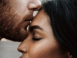 man-kisses-young-indian-woman-tender-and-passionate-holding-her-i_8353-8061 The Most Sensitive Parts of a Man to Get Him in the Mood