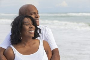 Can You Believe These Black Dating Sites? African American couple over 50