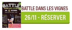 Festival l'Epopée Hip-Hop - Battles dans les Vignes - Carcassonne