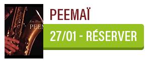 Peemaï jazz concert Carcassonne