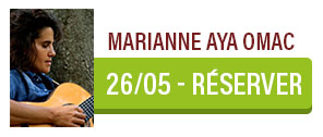 Concert Marianne Aya Omac