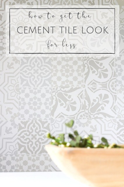 how-to-get-the-cement-tile-look-for-less