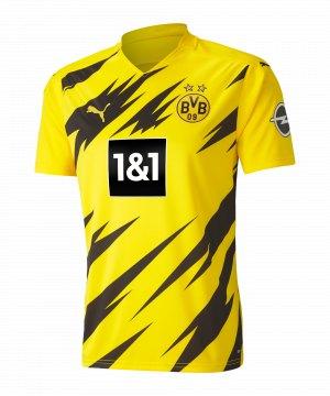 PUMA BVB Dortmund Trikot Home 2020/2021 Gelb F01