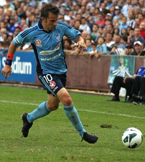 Alex Del Piero Sydney FC