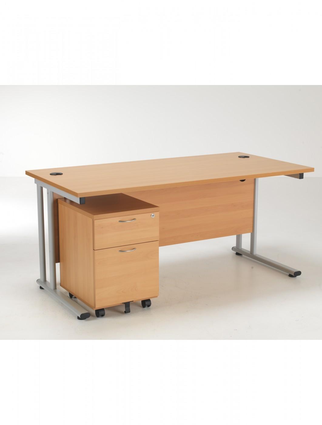 Tc Desk And Pedestal Lite Bund2be