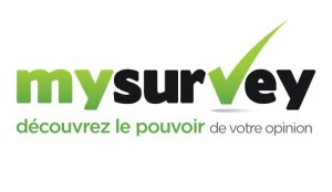 my survey sondage france logo