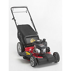 Yard Machines 21-inch 3-in-1 Self-Propelled Lawn Mower