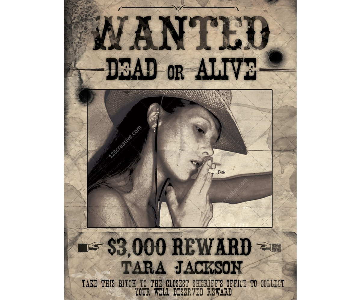 Reward Poster Template Word wanted fbi and old west free – Reward Posters Template