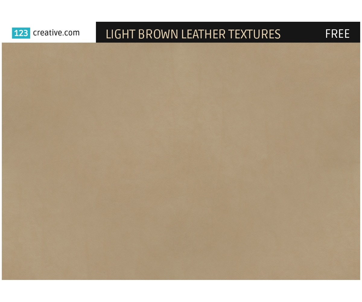 Free Light Brown Leather Textures Detailed Leather Macro Structure High Resolution Leather