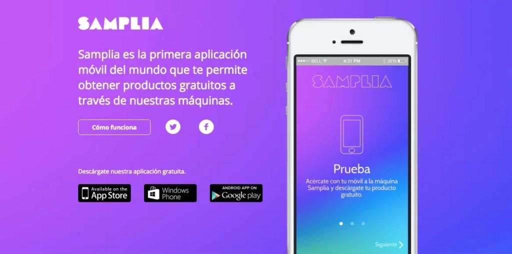 Obtén productos gratis con esta aplicación