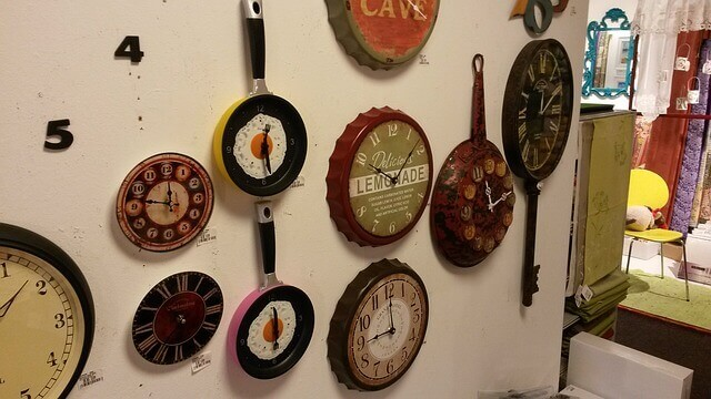 Hacer reloj de pared