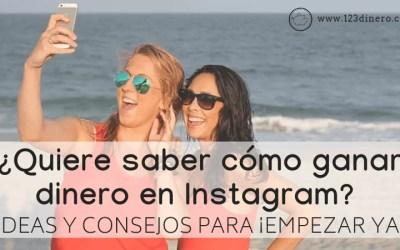 Cómo ganar dinero en Instagram siendo influencer