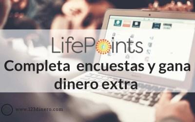LifePoints: la nueva plataforma de encuestas remuneradas