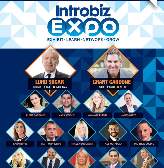 Launching at Introbiz Expo on Thursday 22nd of November…