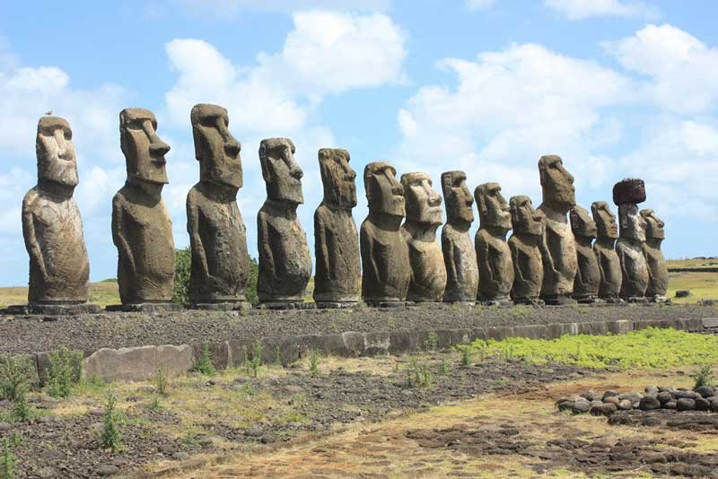 North Ancient America Monuments