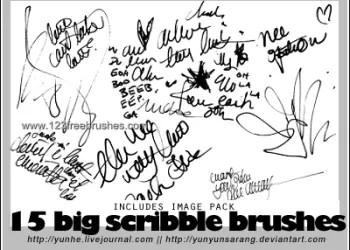 Big Scribbles