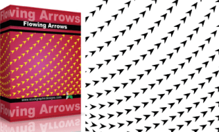 Flowing Shapes : Arrows Pack
