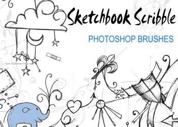 Sketchbook Scribble