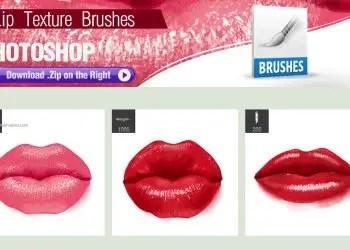 Painting Lip Texture