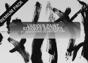 Paint Strokes 7