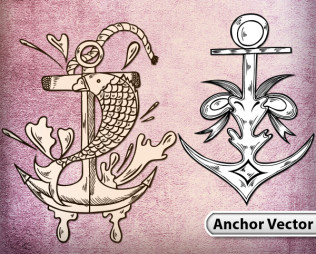 Anchor Vector -