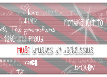 Muse Lyrics Text