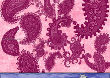 Decorative Paisley