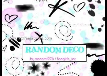 Deco Doodle Set 23
