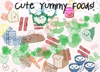 Cute Yummy Food
