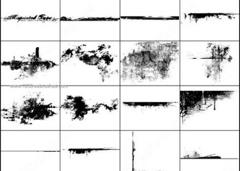 Download Grunge Line Brushes