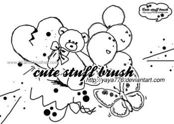 Cute Doodle Stuff