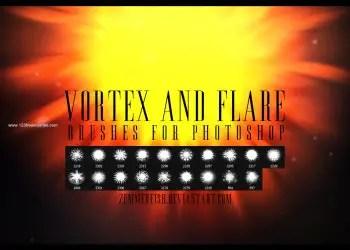 Vortex And Flare