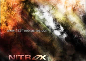 Abstract Brush Set Photoshop