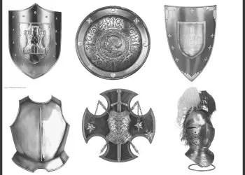 Classic Shields