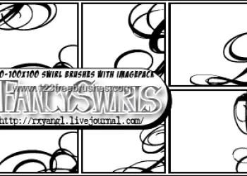Fancy Swirl Borders