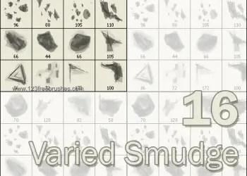 Varied Smudges