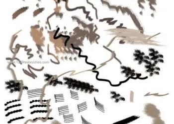 Sketchy Smears