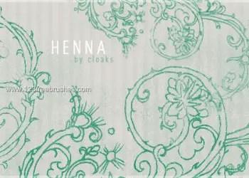 Henna Decoration