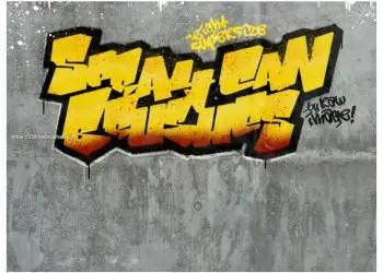 Spray Paint 21