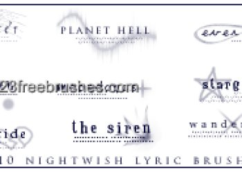 Nightwish Lyrics