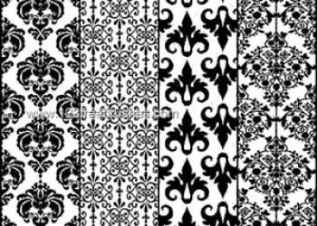 Damask Pattern 3